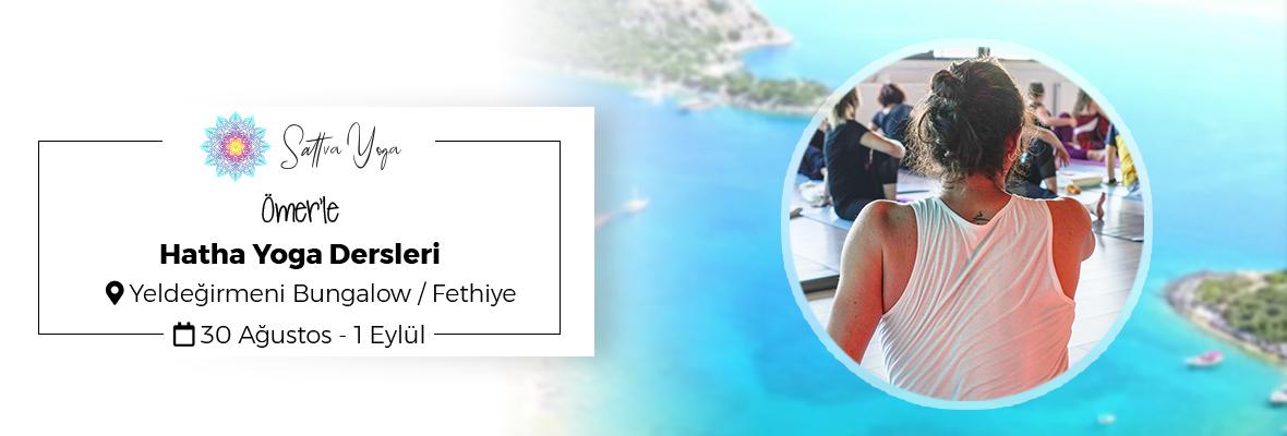 Ayşen, Ömer & Nilüfer'le Doğada Yoga ve Meditasyon Tatili Ayşen Ersoys
