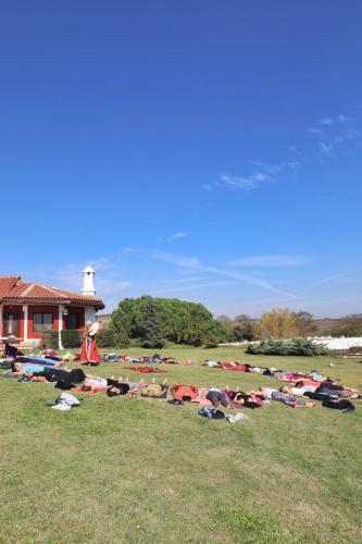 Mitolojinin izinde Yoga Kampı ve Şamanik Çalışmalar Tanseli Yılmaz