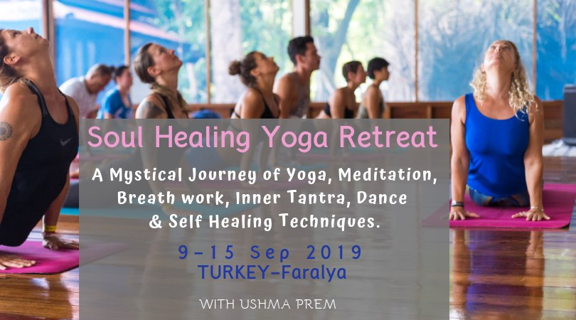 Soul Healing Yoga Retreat