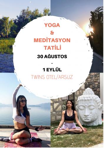 Yoga ve Meditasyon Tatili