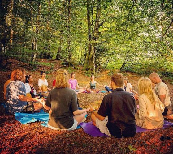 Ruhunla Bütünleş; Yoga, Meditasyon ve Şifa Kampı Gamze Şeber