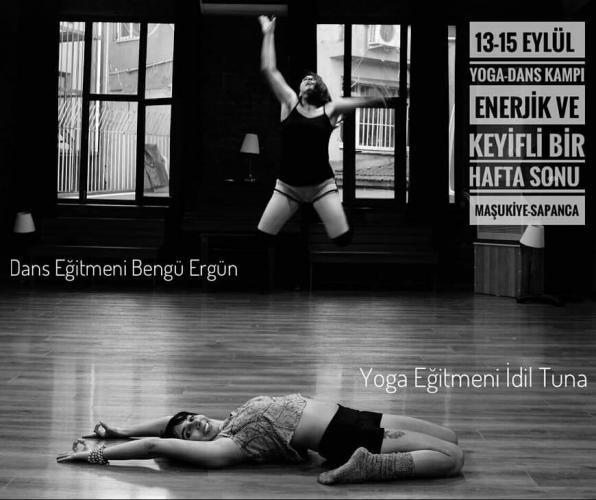 Haftasonu Sapanca'da Yoga ve Dans Tatili