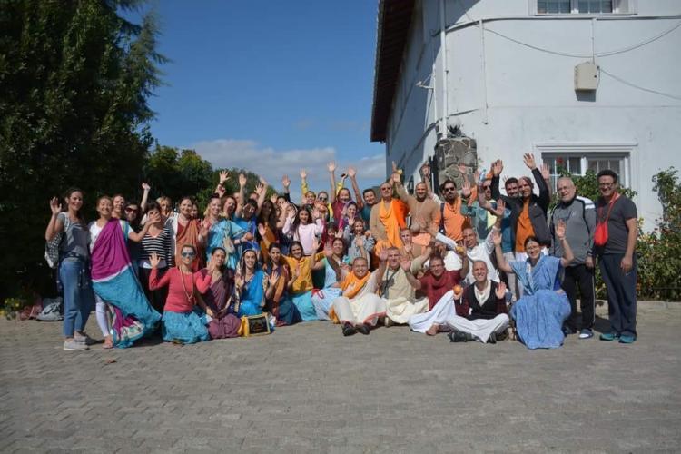Bhakti Yoga Kampı 2019