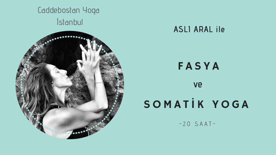 Aslı Aral ile Fasya Bilgisi ve Somatik Yoga