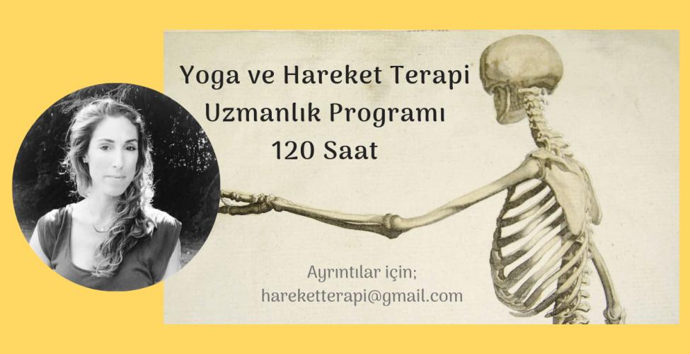Yoga ve Hareket Terapi Uzmanlık Programı - 120 Saat