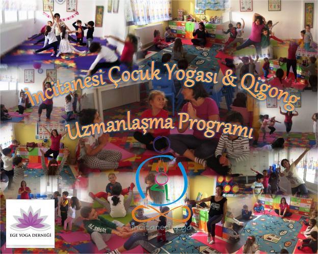 Çocuklar için Yoga & Qigong Uzmanlaşma Programı