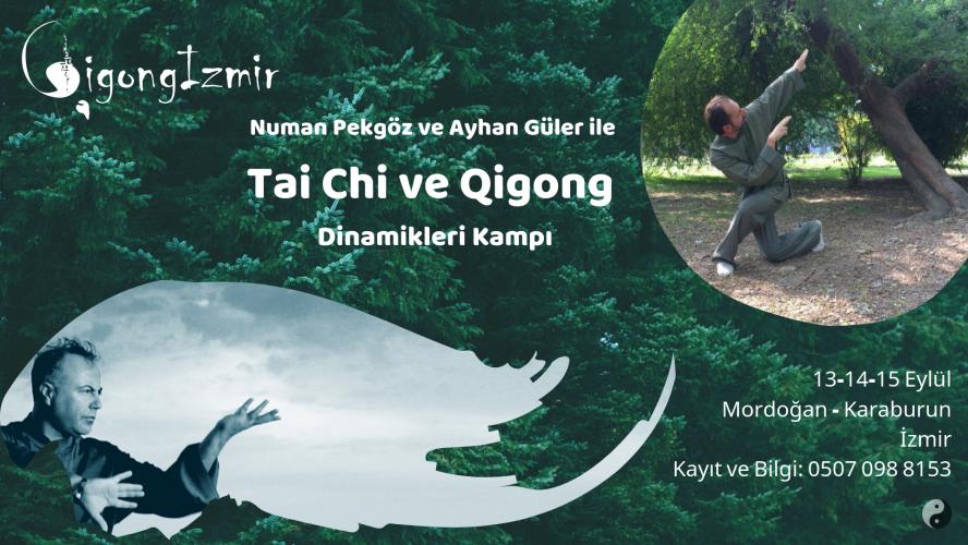 Numan Pekgöz ve Ayhan Güler ile Tai Chi ve Qigong Dinamikleri Kampı