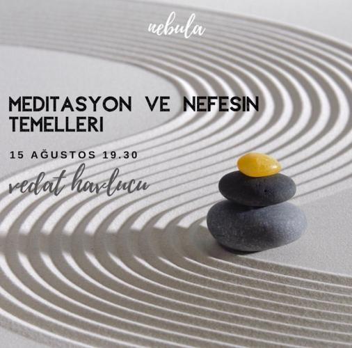 Vedat Havlucu ile Meditasyon ve Nefesin Temelleri Vedat Havlucu