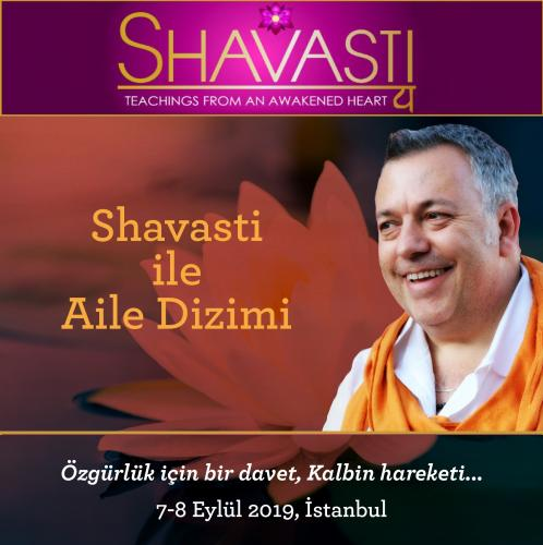 Shavasti ile Aile Dizimi / Family Constellations with Shavasti