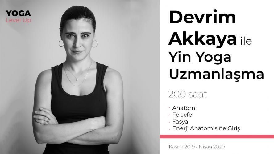Yin Yoga 200: Temel Yoga Uzmanlaşma Programı
