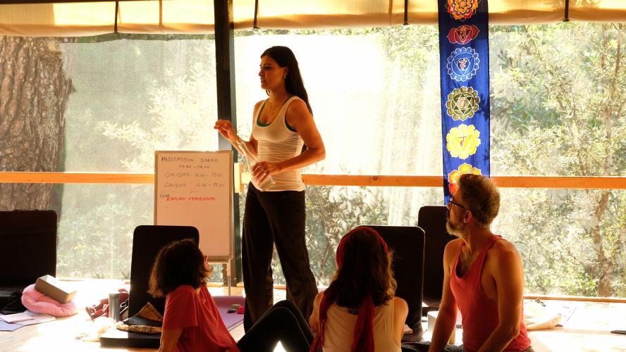 Devrim Akkaya ile Çakraların Psikolojisi- 100 Saat (Yoga Alliance Onaylı)