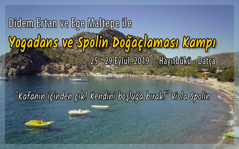 Yogadans ve Spolin Doğaçlaması Kampı Didem Ertan