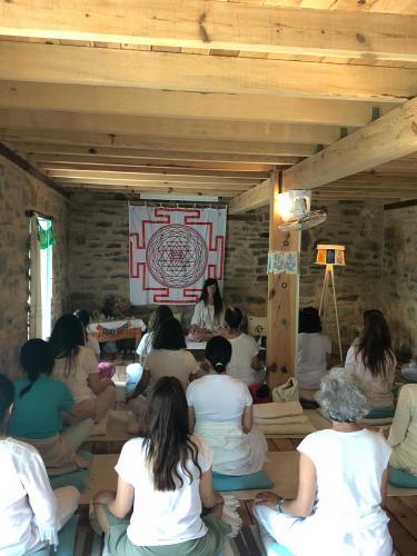 Meditasyon Eğitmenlik Programı - 300 Saat Gülenay Pema Gauri