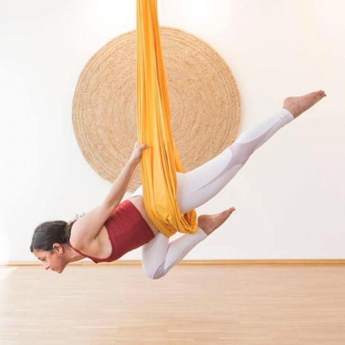 Gayatri Ji ile Aerial Yoga Uzmanlaşma Programı (18 saat)