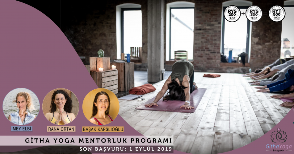 Githa Yoga Mentorluk Programı