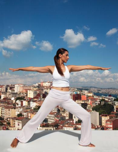 İpek Darga ile Yoga Uzmanlaşma  Programı