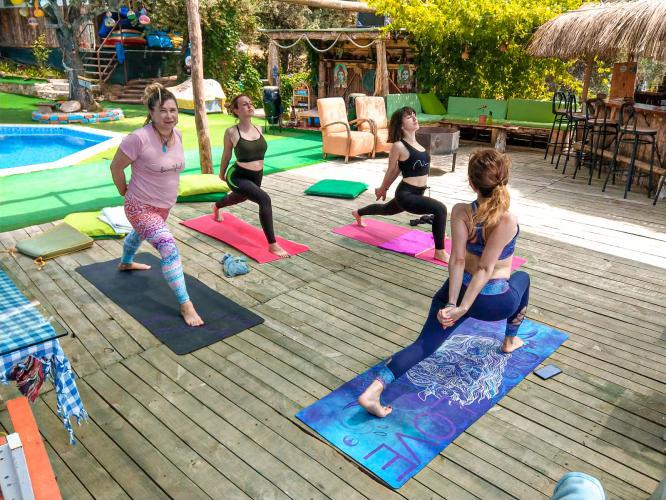 Sonbahara Hazırlık, Arınma ve Şifalanma Patara Yoga Kampı