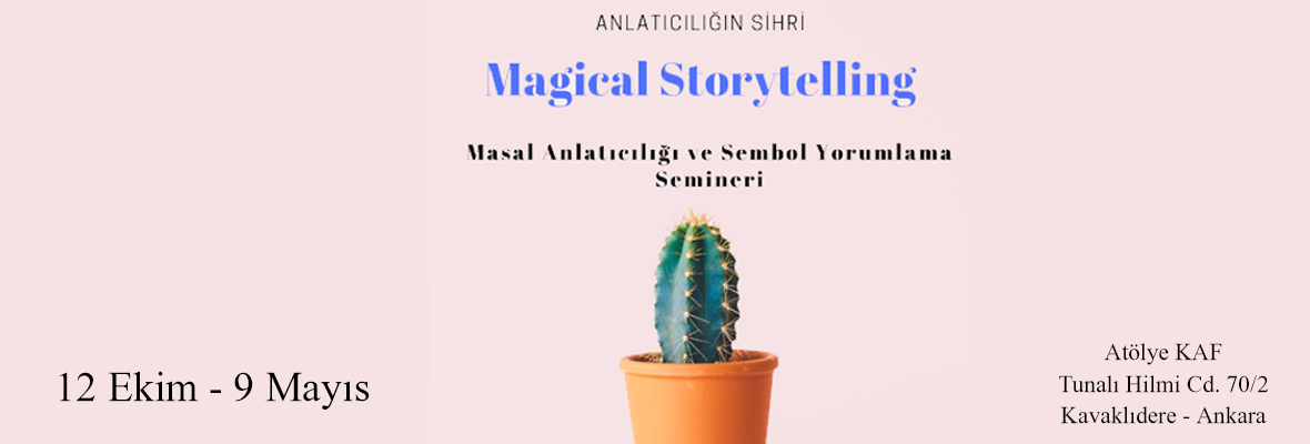 Magical Storytelling