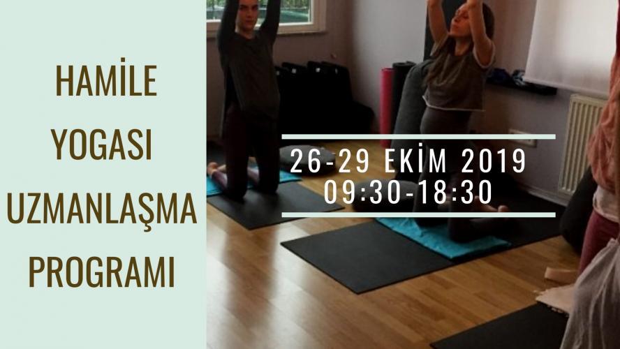Hamile Yogası Uzmanlaşma Programı