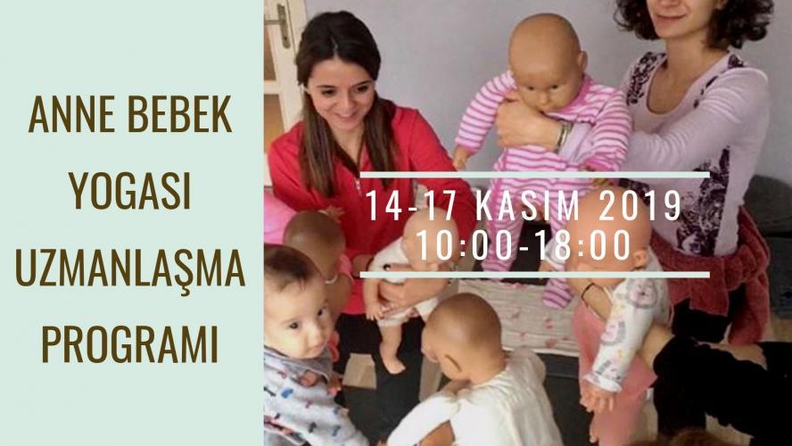 Anne Bebek Yogası Uzmanlaşma Programı Sima İbrahimiye Ölçer