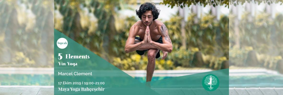 Marcel Clementle Yin yoga