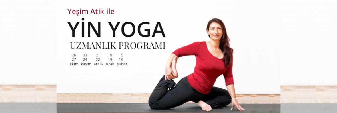 Yin Yoga Uzmanlık Programı