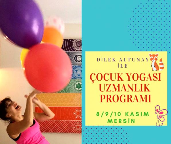 Dilek Altunay ile Çocuk Yogası Uzmanlık Programı