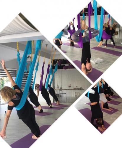 Aerial / Hammock Yoga