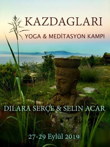 Kazdağları Yoga ve Meditasyon Kampı Dilara Serçe