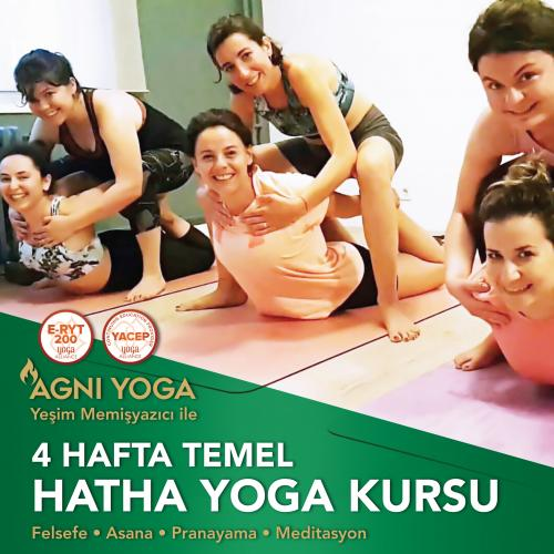 Temel Hatha Yoga Kursu