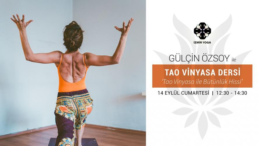 "Tao Vinyasa Dersi ""Tao Vinyasa ile Bütünlük Hissi"""
