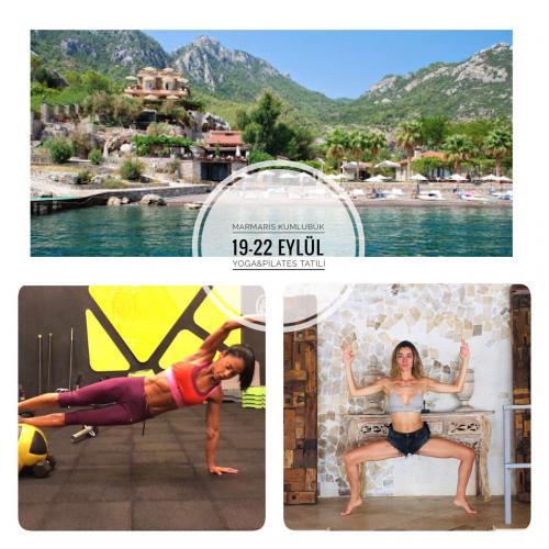 Kumlubük Yoga&Pilates Kampı