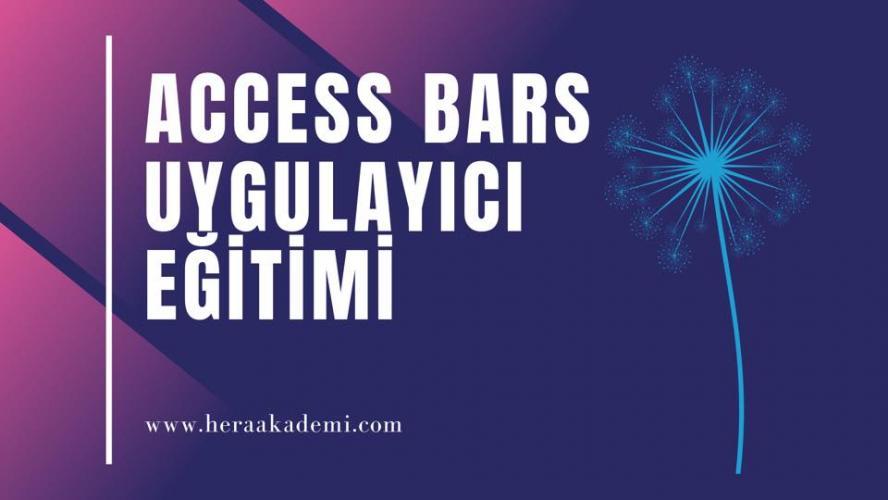 Access Bars Uygulayıcı Eğitimi