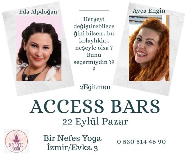 Access Bars Ayça Engin