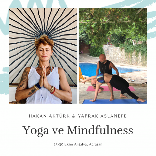 Unplugged Yoga&Mindfulness Kampı Hakan Aktürk