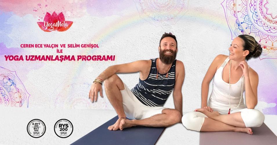 Yoga Uzmanlaşma Programı (200 Saat)
