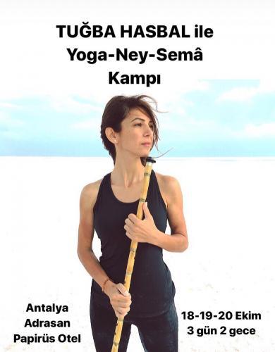 Yoga-Ney-Semâ Kampı