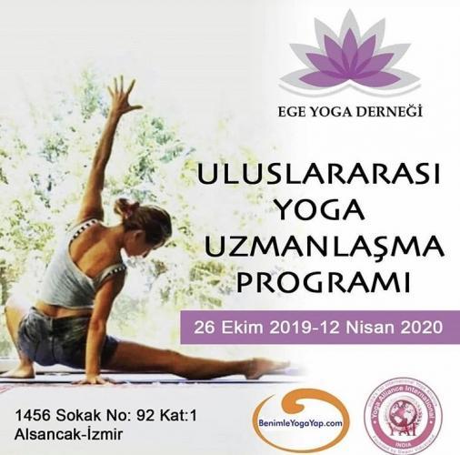 200 saat Yoga Uzmanlaşma Programı