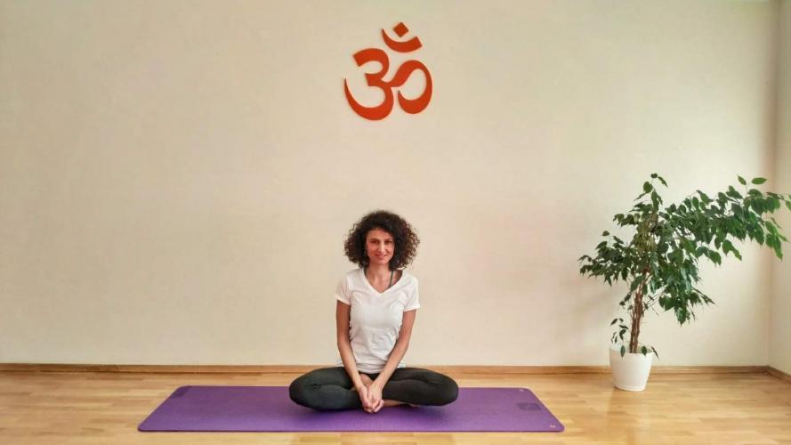 Yoga'ya Başlangıç Kursu