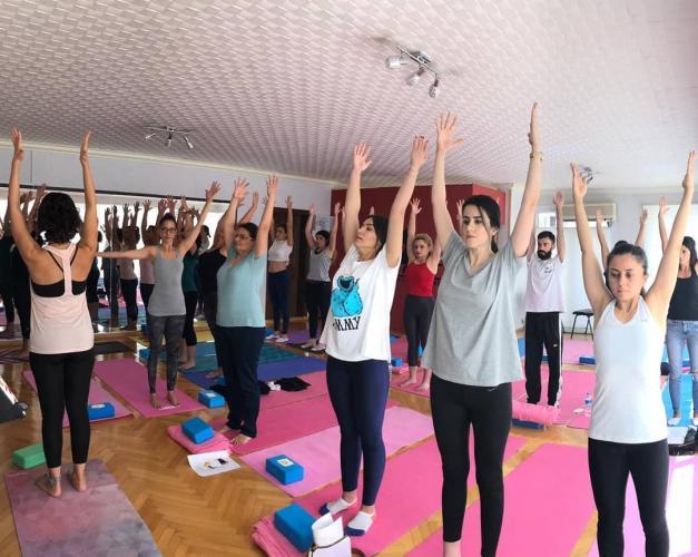 200 Saat Yoga Uzmanlaşma Programı Dide Berk Aparı