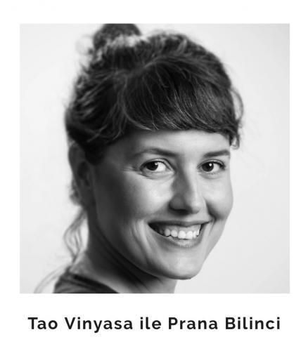Gülçin Özsoy ile Tao Vinyasa ile Prana Bilinci - 30 saat