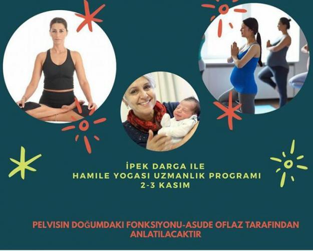 Hamile Yogası Eğitmenlik Eğitimi