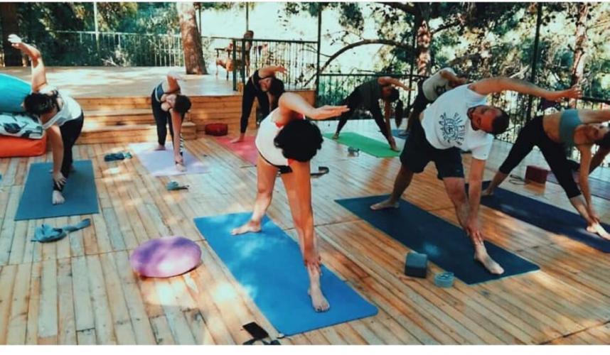 Dönüşüm & Oluşum Yoga ve Meditasyon Kampı Nargiza Özgüzel