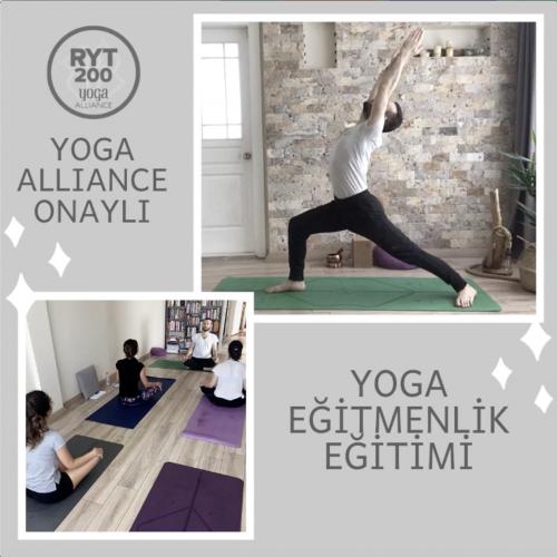 Yoga Alliance Onaylı Yoga Eğitmenlik Eğitimi