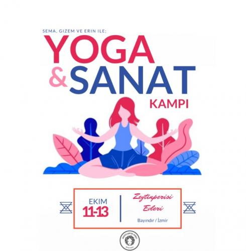 Yoga ve Sanat Kampı Gizem Kurt