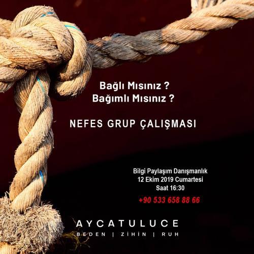 Ayça Tülüce ile Nefes Grup Çalışması