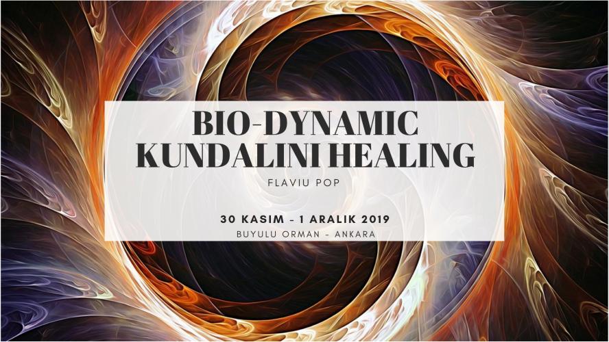 Bio-Dynamic Kundalini Healing Banu Shakti Metya