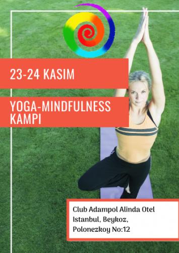 Yoga-Mindfulness Kampı