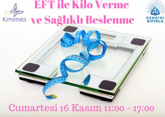 EFT ile Kilo Verme ve Sağlıklı Beslenme Müge Yücel
