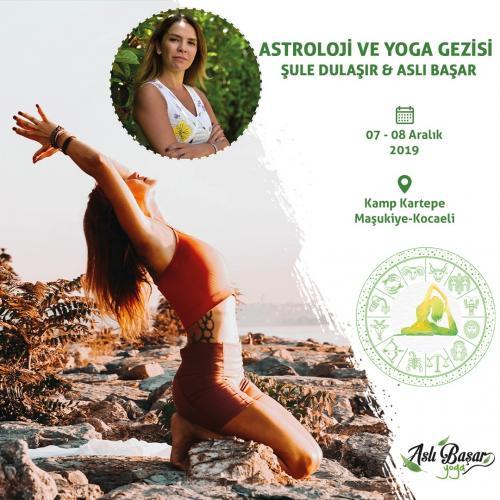 Astroloji ve Yoga Gezisi Aslı Başar